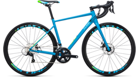 CUBE Axial WLS Pro Disc reefblue´n´green 2017
