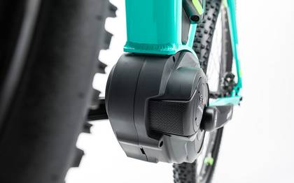 Detail image of Cube Access WLS Hybrid ONE 400 mint´n´green 2017 (7)