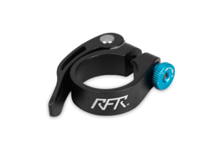RFR Seatclamp with Quick Release 31,8 mm