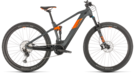 CUBE Stereo Hybrid 120 Race 500 29 grey´n´orange 2020