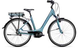 CUBE Travel Hybrid ONE RT 500 bluegreen´n´blue 2017