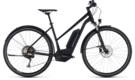 CUBE Cross Hybrid Race Allroad 500 black´n´white 2018