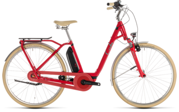CUBE Elly Cruise Hybrid 400 red´n´mint 2019