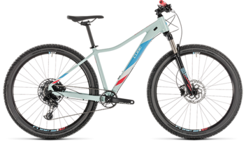 CUBE Access WS SL Eagle lightblue´n´coral 2019