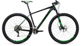 CUBE Elite C:68 Race 29 2x carbon´n´green 2017
