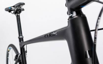 Detail image of Cube Attain GTC Race carbon´n´blue 2017 (7)