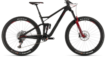CUBE Stereo 150 C:68 SLT 29 carbon´n´red 2020