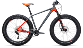 CUBE Nutrail grey´n´flashred 2017