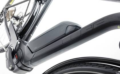 Detail image of Cube Touring Hybrid Exc 500 black´n´lime 2017 (15)