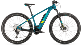 CUBE Access Hybrid Race 500 pinetree´n´lime 2020