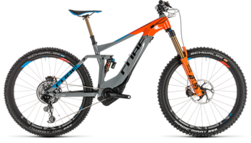 CUBE Stereo Hybrid 160 Actionteam 500 KIOX 27.5 actionteam 2019