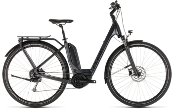 CUBE Touring Hybrid 500 iridium´n´black 2019