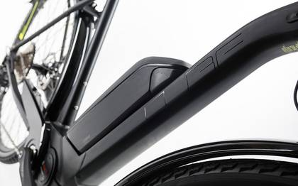 Detail image of Cube Touring Hybrid Exc 500 black´n´lime 2017 (11)