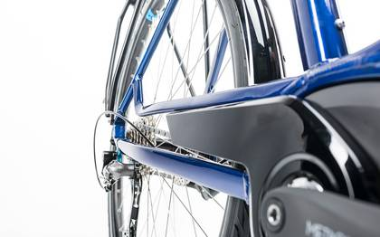 Detail image of Cube Touring Hybrid Pro 500 blue´n´blue 2017 (6)