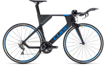 CUBE Aerium Race carbon`n`blue 2020