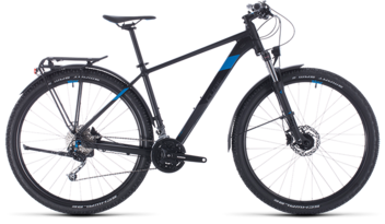 CUBE Aim SL Allroad black´n´blue 2020