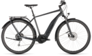 CUBE Touring Hybrid 400 iridium´n´black 2019