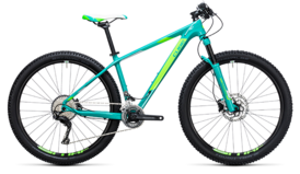 CUBE Access WLS GTC Pro 2x mint´n´green 2017