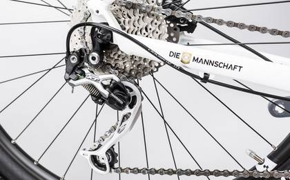 """Detail image of Cube Analog DFB Edition """"Die Mannschaft"""" 2017 (16)"""