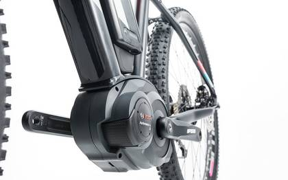 Detail image of Cube Access WLS Hybrid Race 500 black´n´grey 2017 (10)