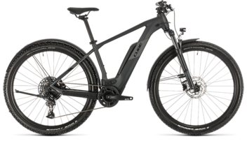 CUBE Reaction Hybrid Pro 500 Allroad iridium´n´black 2020