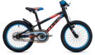 Cube Kid 160 black´n´flashred´n´blue 2017