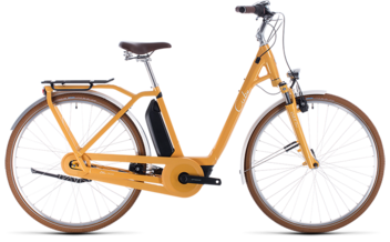 CUBE Ella Cruise Hybrid 500 yellow´n´white 2020