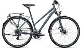 CUBE Touring Pro grey´n´flashgreen 2017