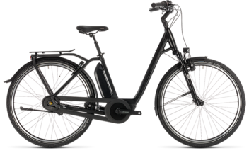 CUBE Town Hybrid EXC 500 black edition 2019
