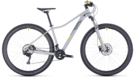 CUBE Access WS Race grey´n´lime 2020
