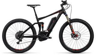 Big bike image of stereo hybrid 120 HPA SL 500