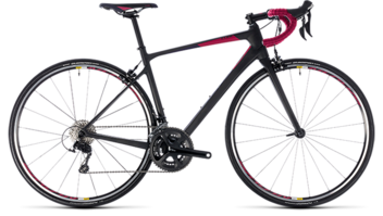 CUBE Axial WS GTC Pro carbon´n´berry 2018