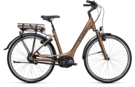 Cube Travel Hybrid 500 havanna brown´n´orange 2017