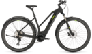 CUBE Cross Hybrid Race 625 Allroad black´n´green 2020