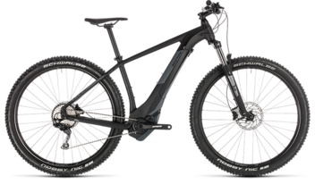 CUBE Reaction Hybrid EXC 500 black´n´grey 2019
