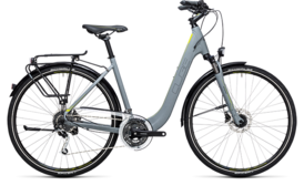 CUBE Touring Exc grey´n´lime 2017