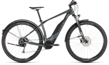 CUBE Acid Hybrid ONE 500 Allroad 29 grey´n´white 2019