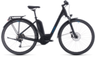 CUBE Touring Hybrid ONE 500 black´n´blue 2020