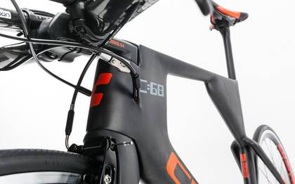 Detail image of Cube Aerium C:68 Race carbon´n´flashred 2017 (8)