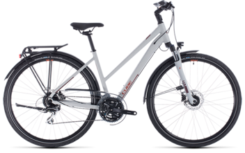 CUBE Touring Pro grey´n´orange 2020