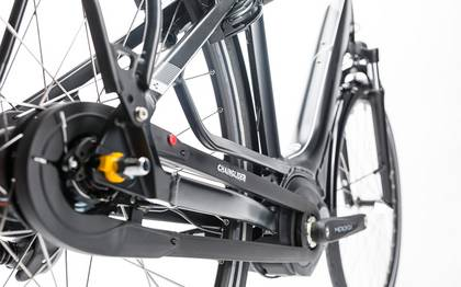 Detail image of Cube Travel Hybrid RT 500 black´n´white 2017 (7)