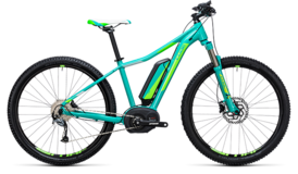 CUBE Access WLS Hybrid ONE 500 mint´n´green 2017