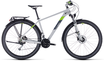 CUBE Aim SL Allroad lightgrey´n´green 2020