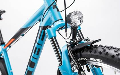 Detail image of Cube Aim Allroad 27.5 blue´n´flashorange 2017 (10)
