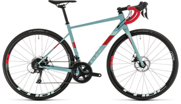 CUBE Axial WS Pro greyblue´n´coral 2020