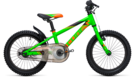 Cube Kid 160 flashgreen´n´orange 2017