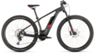 CUBE Access Hybrid Race 500 iridium´n´red 2020