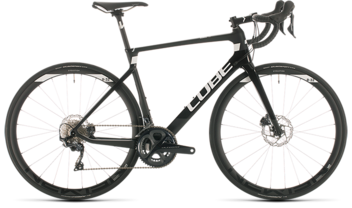 CUBE Agree C:62 Race carbon´n´white 2020