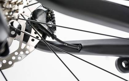 Detail image of Cube Agree C:62 Disc carbon´n´white 2017 (7)