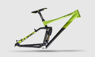 CUBE Frameset TWO15 HPA light